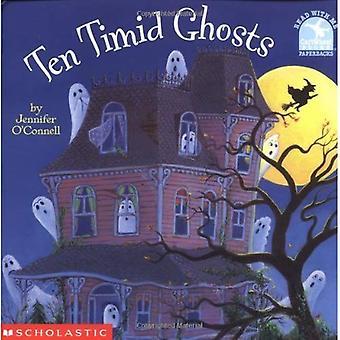 Kymmenen arka Ghosts (Lue kanssani kärrynpyörä kirjoja (skolastinen Paperback))