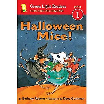 Ratos de Halloween! (Leitores de luz verde do nível 1)