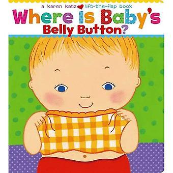 Waar Is de navel Baby's?