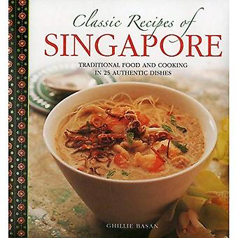 Classic Recipes of Singapore