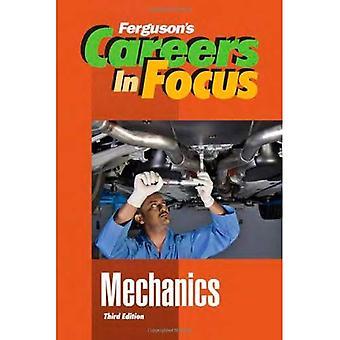 Karriär i fokus: mekanik
