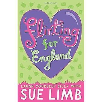 Flirting for England: A Jess Jordon Story