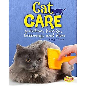 Opieka nad kotem: Odżywianie, ćwiczenia, Pielęgnacja i więcej (koty reguły!)