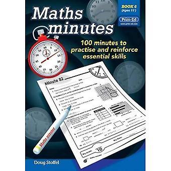 Maths Minutes: Book 6