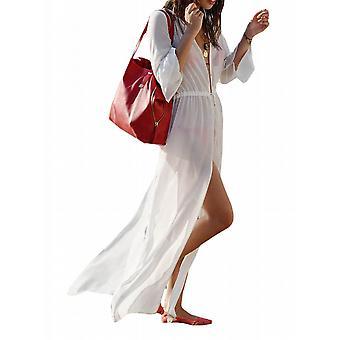 Waooh - lång Buna Beach dress