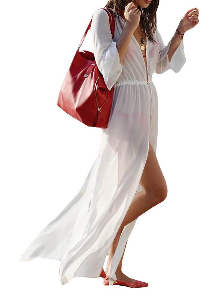 Waooh - Dress Long Beach Buna