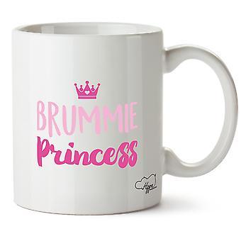 Hippowarehouse Brummie Princess 10oz Mug Cup