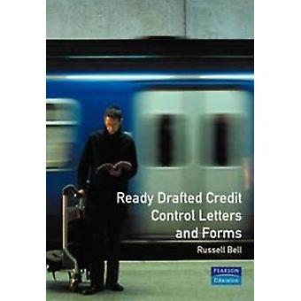 Ready Drafted Credit Control Letters and Forms by Russell Bell
