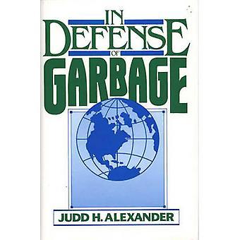 Em defesa do lixo por Alexander & H. Judd