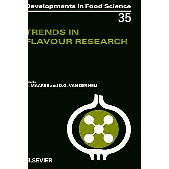 Trends in Flavour Research by Maarse & H.