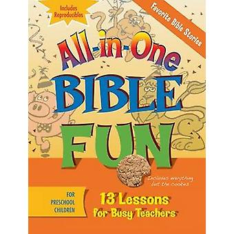 Favorite Bible Stories for Preschool Children 13 Lessons for Busy Teachers by Abingdon Press
