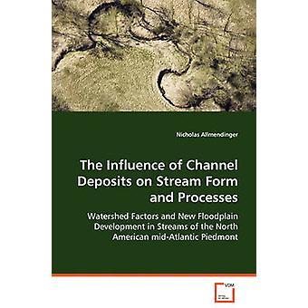 Der Einfluss der Kanal Einlagen auf Stream Form und Prozesse von Allmendinger & Nicholas