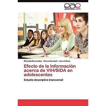 Efecto de la Informacin acerca de VIHSIDA en adolescentes by Hernandez Rolando