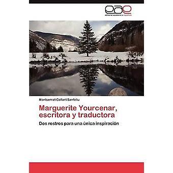 Marguerite Yourcenar Bruxelles, Belgien escritora y traductora af Gallart Sanfeliu Montserrat