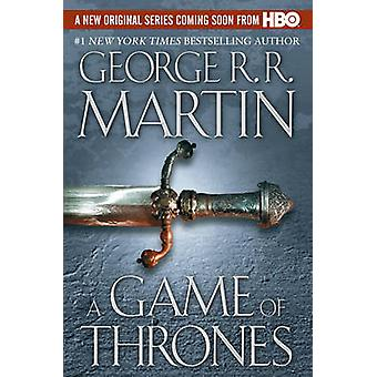 A Game of Thrones by George R R Martin - 9780553381689 Book