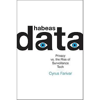 Habeas Data - Privacy vs. the Rise of Surveillance Tech by Cyrus Fariv