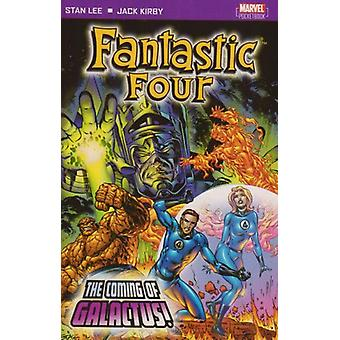 Fantastic Four - Coming of Galactus! by Stan Lee - Jack Kirby - 978190