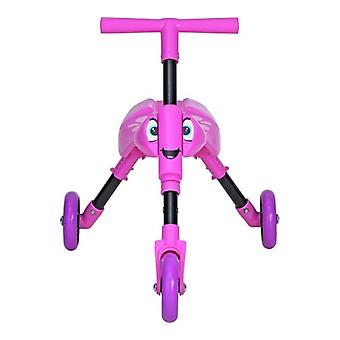 Mookie Toys Scuttlebug Butterfly Toddler Trike Pink Ages 1-3 Years