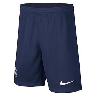 2019-2020 PSG Home Nike fotball shorts (barn)