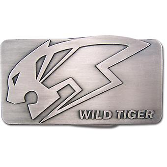 Buckle Cintura - Tiger & Bunny - Nuovo Wild Tiger Logo Sign Anime Licensed ge15001