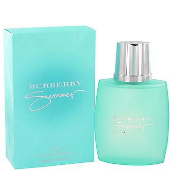 Burberry Summer av Burberry Eau De Toilette Spray (2013) 3,4 oz/100 ml (män)