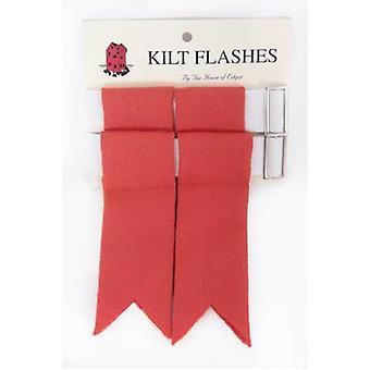 Ancient Red House of Edgar Kilt Flashes