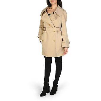 Burberry Fortingall kvinnor brun trenchcoat--FORT784176