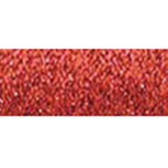 Kreinik Metallic Wandbehang Braid #12 10 Meter 11 Yards Red T 003