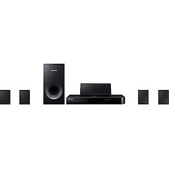 5.1 3D Blu-ray hjem kino system Samsung HT-J4500 500 W svart Smart TV, Bluetooth