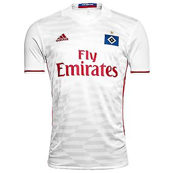 2016-2017 Hambourg Adidas domicile maillot de foot