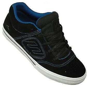 Emerica Reynolds 3 Youth Shoes -  Black
