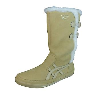Onitsuka Tiger Sekka Crystal Womens Ankle Boots / Shoes - Beige