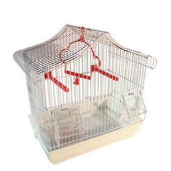 Arquivet Kit 4 Cages Milano (Birds , Bird Cages , Small Birds)