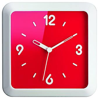 Guzzini Time Square Red Wall Clock