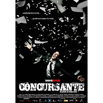 Locandina del film concorrente (11 x 17)