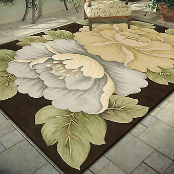 Nourison Tropics Rugs Ts09 Brown