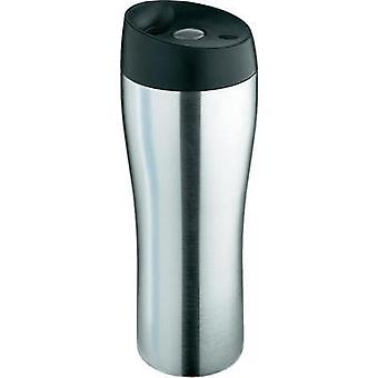 Thermos travel mug Isosteel Isolierbecher 0,4 l Stainless steel (brushed) 400 ml VA-9581Q