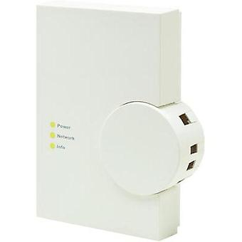 HomeMatic Wireless LAN gateway 104029 Max. range (open field) 100 m