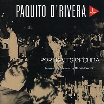 Paquito D'Rivera - Portraits of Cuba [SACD] USA import