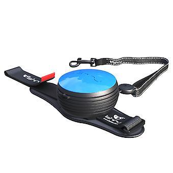 Lishinu laisse rétractable mains-libres Original bleu 30kg - 3M