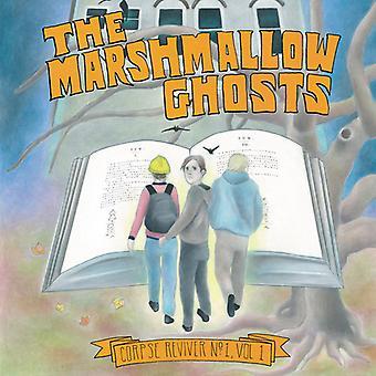 Marshmallow spøgelser - Corpse fornyer No. 1 - Vol 1 [Vinyl] USA importerer
