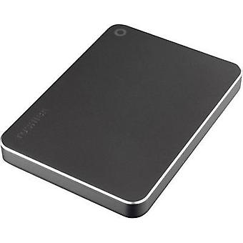 2.5 external hard drive 1 TB Toshiba Canvio Premium für Mac Grey USB 3.0