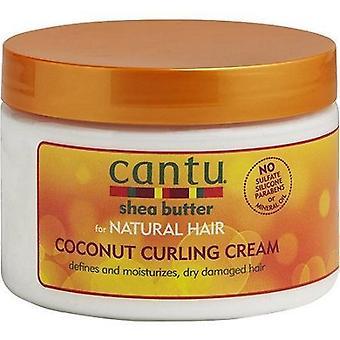 Cantu Shea kokos Curling creme 12 oz