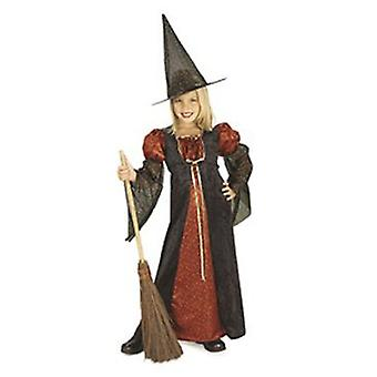 Rubie's Witch Child Costume Orange Chispitas (Costumes)