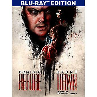 Before Dawn [Blu-ray] USA import
