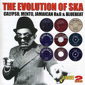 Evolution of Ska: Calypso Mento Jamaican R&B - Evolution of Ska: Calypso Mento Jamaican R&B [CD] USA import
