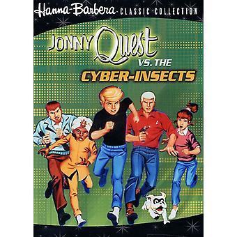 Jonny Quest: Jonny vs. the Cyber Insects [DVD] USA import