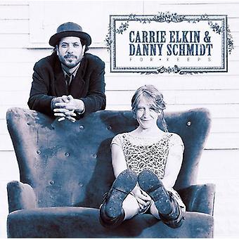 Carrie Elkin - For holder [CD] USA import