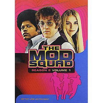 Mod Squad: Sæson 2 Del1 [DVD] USA importerer
