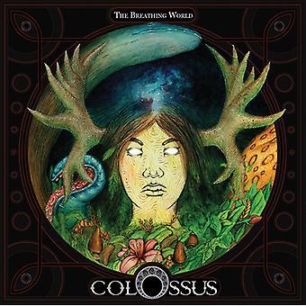 Colossus - vejrtrækning verden [CD] USA import
